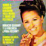 Tapa de Revista Folklore Nº 217