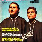 Tapa de Revista Folklore Nº 226