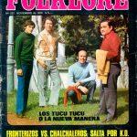 Tapa de Revista Folklore Nº 227
