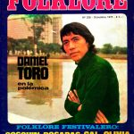 Tapa de Revista Folklore Nº 228