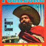Tapa de Revista Folklore Nº 229