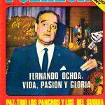 Tapa de Revista Folklore Nº 232