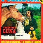 Tapa de Revista Folklore Nº 233