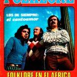 Tapa de Revista Folklore Nº 238