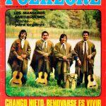 Tapa de Revista Folklore Nº 240