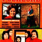 Tapa de Revista Folklore Nº 241
