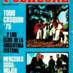 Tapa de Revista Folklore Nº 242