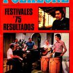 Tapa de Revista Folklore Nº 243