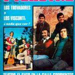 Tapa de Revista Folklore Nº 244