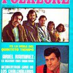 Tapa de Revista Folklore Nº 246