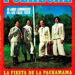 Tapa de Revista Folklore Nº 247