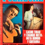 Tapa de Revista Folklore Nº 249