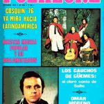 Tapa de Revista Folklore Nº 250