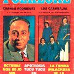 Tapa de Revista Folklore Nº 251