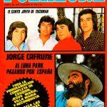 Tapa de Revista Folklore Nº 253