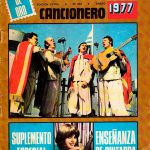 Tapa de Revista Folklore Nº 254