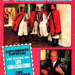 Tapa de Revista Folklore Nº 256