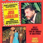 Tapa de Revista Folklore Nº 258