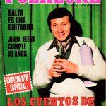 Tapa de Revista Folklore Nº 259