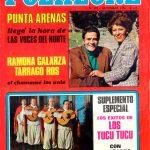 Tapa de Revista Folklore Nº 261