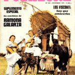 Tapa de Revista Folklore Nº 263