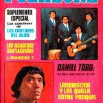 Tapa de Revista Folklore Nº 264