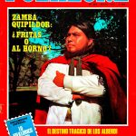 Tapa de Revista Folklore Nº 269