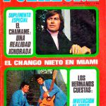 Tapa de Revista Folklore Nº 273