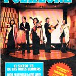Tapa de Revista Folklore Nº 279