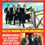 Tapa de Revista Folklore Nº 280