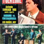 Tapa de Revista Folklore Nº 284