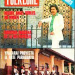 Tapa de Revista Folklore Nº 286