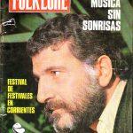 Tapa de Revista Folklore Nº 288