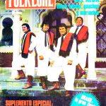 Tapa de Revista Folklore Nº 289