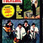 Tapa de Revista Folklore Nº 290