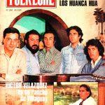 Tapa de Revista Folklore Nº 292