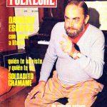 Tapa de Revista Folklore Nº 295