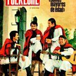Tapa de Revista Folklore Nº 297