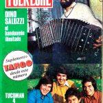 Tapa de Revista Folklore Nº 298