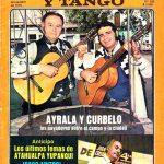 Tapa de Revista Folklore Nº 299
