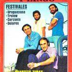 Tapa de Revista Folklore Nº 300