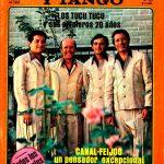 Tapa de Revista Folklore Nº 301
