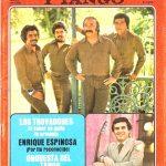 Tapa de Revista Folklore Nº 302