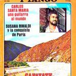 Tapa de Revista Folklore Nº 303