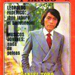 Tapa de Revista Folklore Nº 304