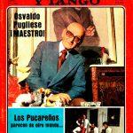 Tapa de Revista Folklore Nº 305