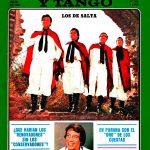 Tapa de Revista Folklore Nº 306
