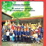 Tapa de Revista Folklore Nº 307