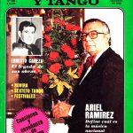Tapa de Revista Folklore Nº 309