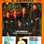 Tapa de Revista Folklore Nº 310
